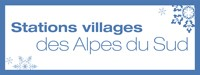 Stations village des Alpes du Sud